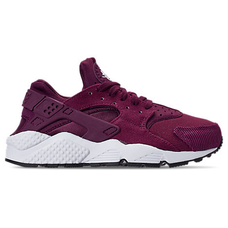 Women'S Air Huarache Run Se Running Shoes, Red