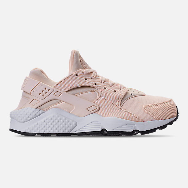 a6135fea75ea9d Right view of Women s Nike Air Huarache Run SE Casual Shoes in Guava Ice  Black