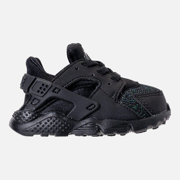 Right view of Girls' Toddler Nike Huarache Run SE Running Shoes