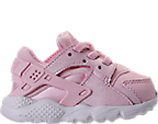 Girls' Toddler Nike Huarache Run SE Running Shoes
