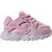 Girls' Toddler Nike Huarache Run SE Running Shoes Product Image