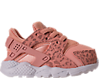 Girls' Toddler Nike Huarache Run SE Running Shoes