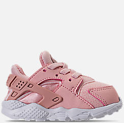 Girls' Toddler Nike Huarache Run SE Casual Shoes