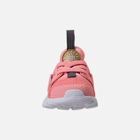 Girls' Toddler Nike Air Huarache Finish Run Ultra Casual Zapatos Finish Huarache Line de2df8
