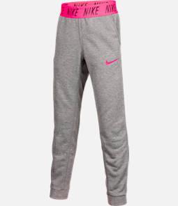Girls' Nike Dry Studio Training Pants Product Image