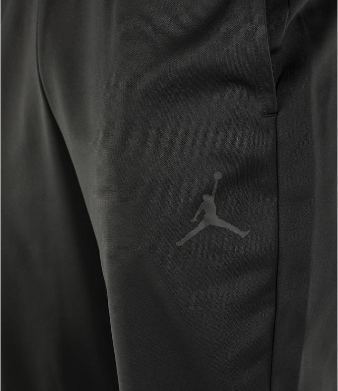 Detail 1 view of Men's Air Jordan 23 Alpha Therma Training Pants in Black