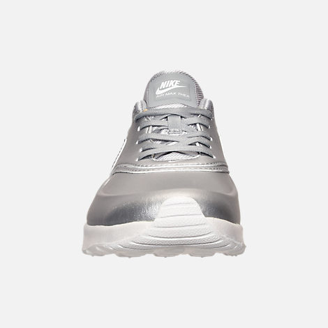 Front view of Women's Nike Air Max Thea SE Casual Shoes