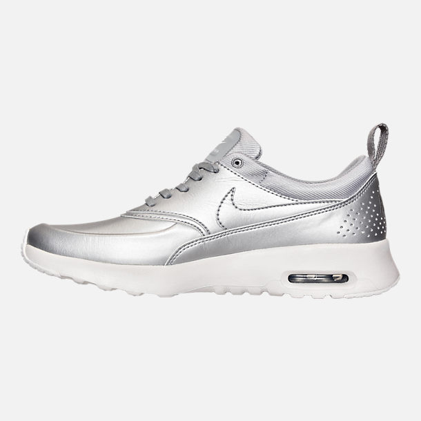 Left view of Women's Nike Air Max Thea SE Casual Shoes