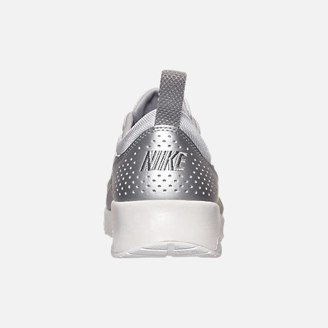 Back view of Women's Nike Air Max Thea SE Casual Shoes