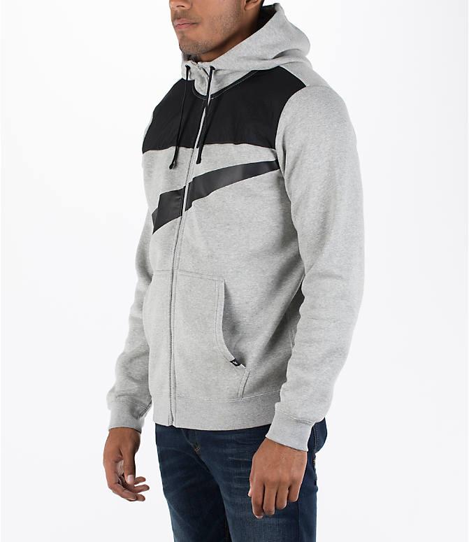 Men's Nike Hybrid Full Zip Hoodie
