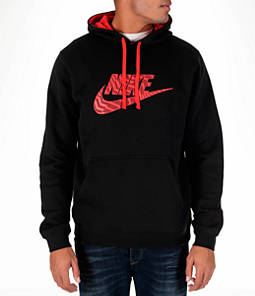 Men's Nike Sportswear Club Graphic Hoodie