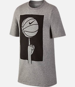 Boys' Nike Dry Basketball Spin T-Shirt