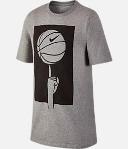 Boys' Nike Dry Basketball Spin T-Shirt Product Image