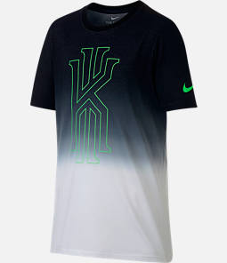 Boys' Nike Dry Kyrie Fade T-Shirt