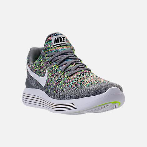 huge discount 5e5da f4636 Women's Nike LunarEpic Low Flyknit 2 Running Shoes | Finish Line