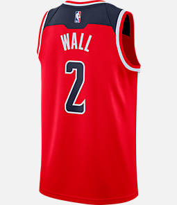 6a5ccba98 Men s Nike Washington Wizards NBA John Wall Icon Edition Connected Jersey