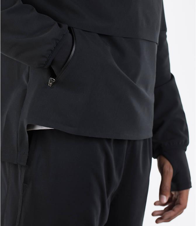76d41c32c75953 Detail 1 view of Men s Air Jordan 23 Tech Shield Training Jacket