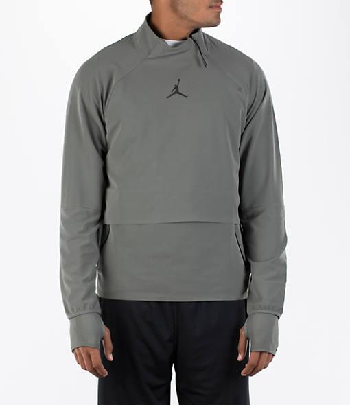 caa044d38cb6 ... Pants Mens Air Jordan 23 Tech Shield Training Jacket ...