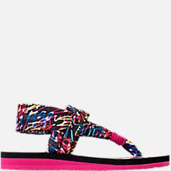Girls' Grade Preschool Skechers Meditation Thong Flip-Flop Sandals