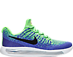 Boys' Grade School Nike LunarEpic Low Flyknit 2 Running Shoes