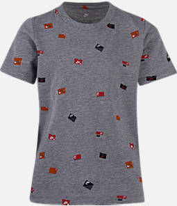 Boys' Little Kids' Nike Icons Shoe Box T-Shirt