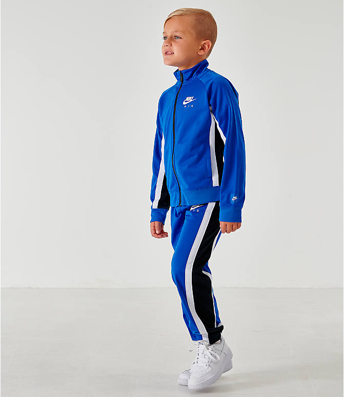 ac1096cc Boys' Little Kids' Nike Air Tricot Track Jacket and Pants Set