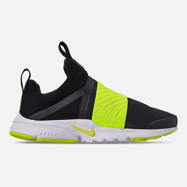 reputable site e4168 20e6e Right view of Boys  Big Kids  Nike Presto Extreme Casual Shoes in Black