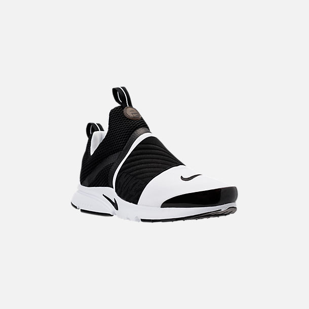 new styles b7033 eb2e9 Three Quarter view of Boys  Big Kids  Nike Presto Extreme Casual Shoes in  White