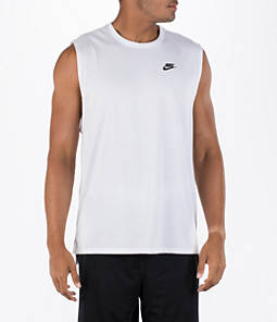 Men's Nike Tri-Blend Tank Product Image