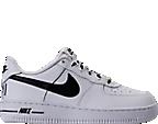 Boys' Preschool Nike NBA Force 1 Low LV8 Casual Shoes