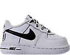 Boys' Toddler Nike NBA Force 1 LV8 Casual Shoes