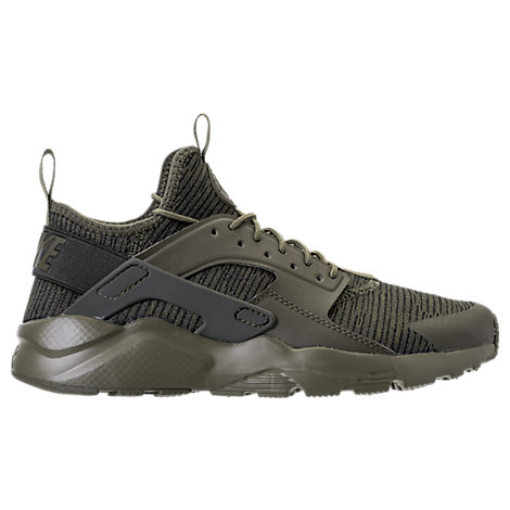 e329bfee03c4a Nike Men S Air Huarache Run Ultra Se Casual Sneakers From Finish Line In  Green