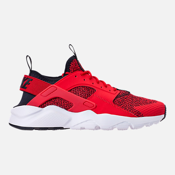 17cf43272d90 Right view of Men s Nike Air Huarache Run Ultra SE Casual Shoes in University  Red