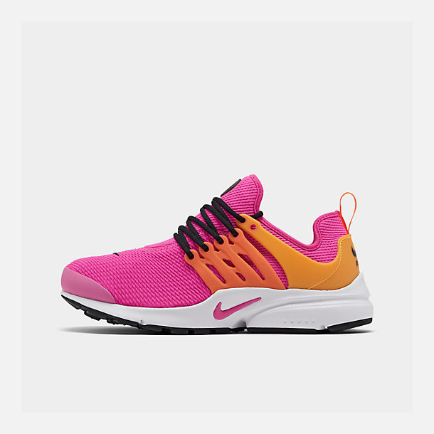 reputable site ccb6b 5c61a Right view of Women s Nike Air Presto Casual Shoes in Laser  Fuchsia Black Laser