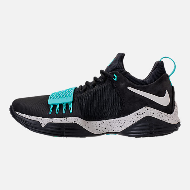 Left view of Men's Nike PG 1 Basketball Shoes