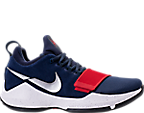 Navy/University Red/White