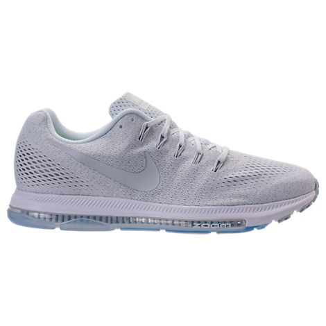 Nike Men S Zoom All Out Low 2 Running Sneakers From Finish Line In  White White 0066300b8