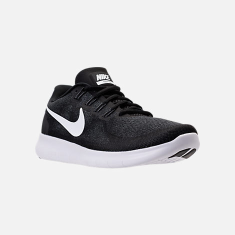 Three Quarter view of Women's Nike Free RN 2017 Running Shoes