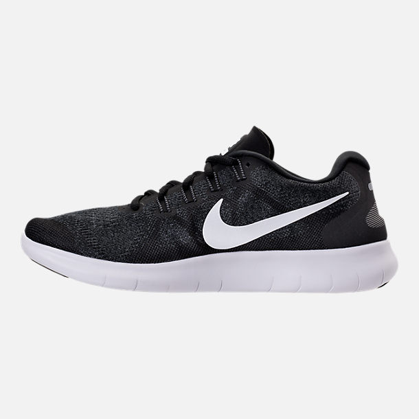 Left view of Women's Nike Free RN 2017 Running Shoes