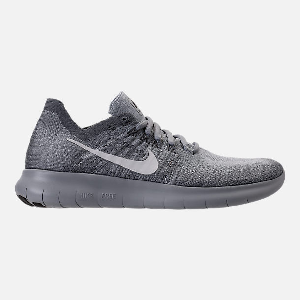 Right view of Women's Nike Free RN Flyknit 2017 Running Shoes