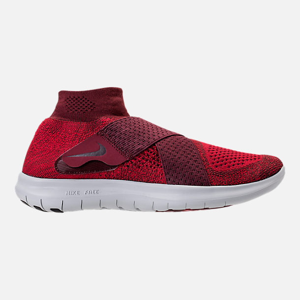 Right view of Men s Nike Free RN Motion Flyknit 2017 Running Shoes b6c5ffa1e