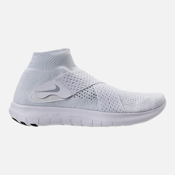 e50c3a38220 Right view of Women s Nike Free RN Motion Flyknit 2017 Running Shoes