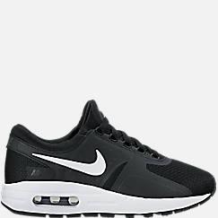 Boys' Grade School Nike Air Max Zero Essential Casual Running Shoes
