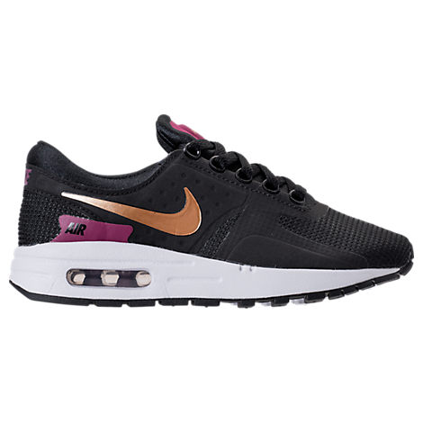 add30013ca5 ... Boys Running Shoes Grade Girls Grade School Nike Air Max Zero Essential  Casual Running Shoes ...