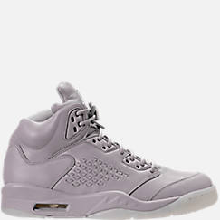 Men's Air Jordan 5 Retro Premium Basketball Shoes