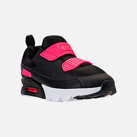 ... 2017 outlet edd05 083e5 Three Quarter view of Girls Preschool Nike Air  Max Tiny 90 Running ...