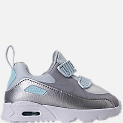 Girls' Toddler Nike Air Max Tiny 90 Running Shoes