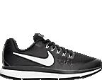 Boys' Grade School Nike Zoom Pegasus 34 Running Shoes
