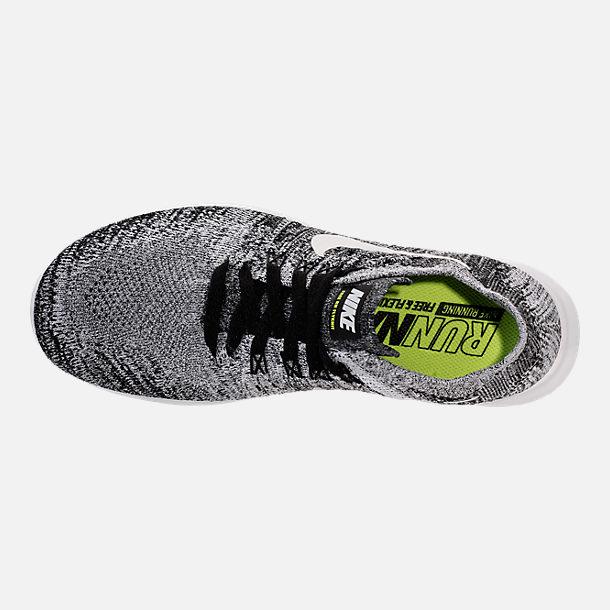sports shoes 6f097 5106c Boys' Big Kids' Nike Free RN Flyknit 2017 Running Shoes