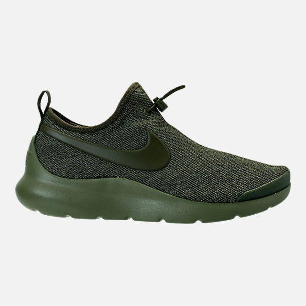 Right view of Men's Nike Aptare SE Running Shoes in Rough Green/Palm Green